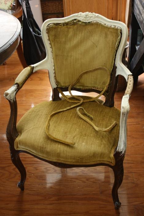 bergere chair 002
